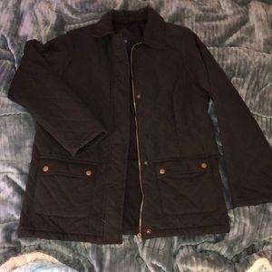 Size medium. Basic editions zip jacket.